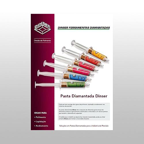 Catálogo Pastas Diamantadas