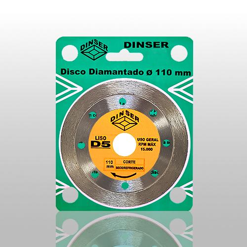 Disco Liso D5