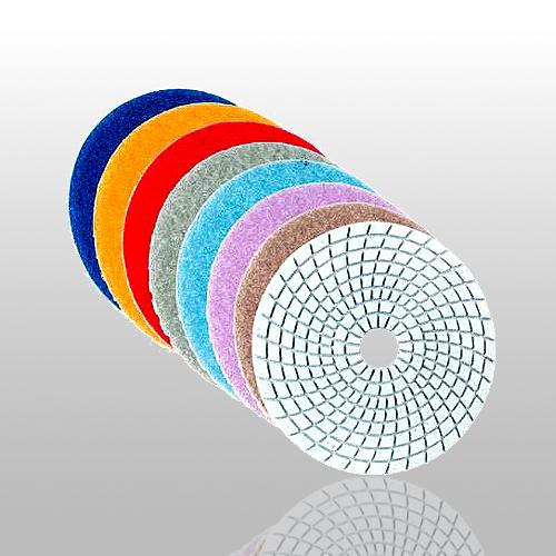 Discos Flexíveis Diamantados