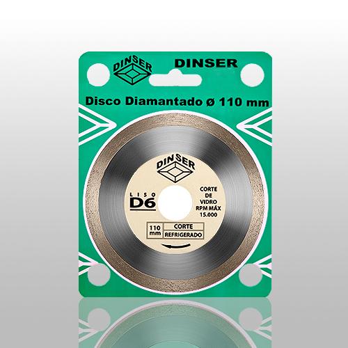 Disco Liso D6